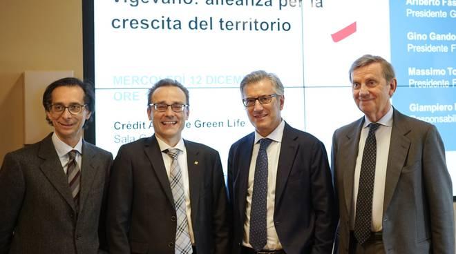 Credit Agricole e Fondazione