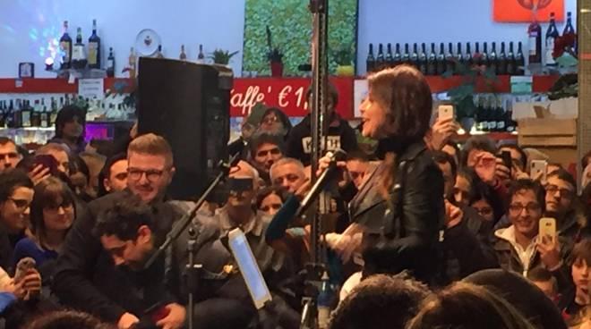 Cristina d'Avena al Gotico
