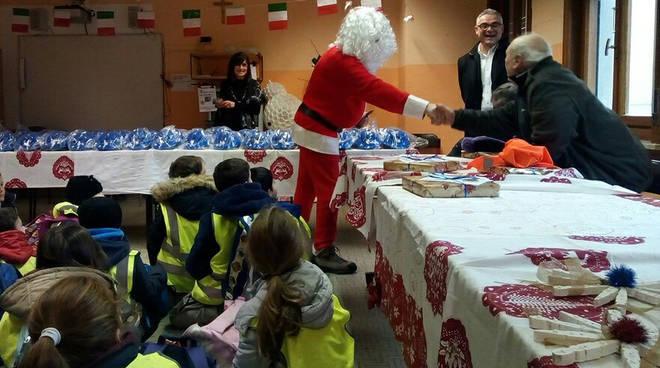 Festa Pedibus alla scuola Don Minzoni