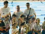 I giovani nuotatori della Calypso