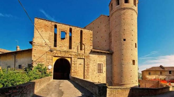 Il castello di Calendasco