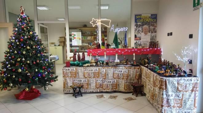 Il Mercatino natalizio di Africa Mission