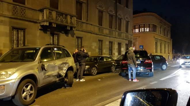 Incidente sullo Stradone Farnese