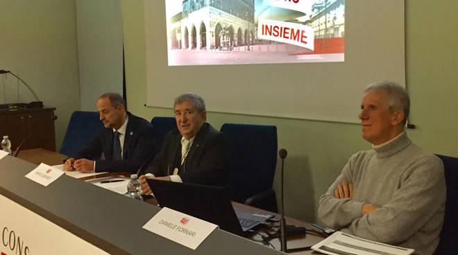 L'incontro di fine anno del Consorzio Piacenza Alimentare