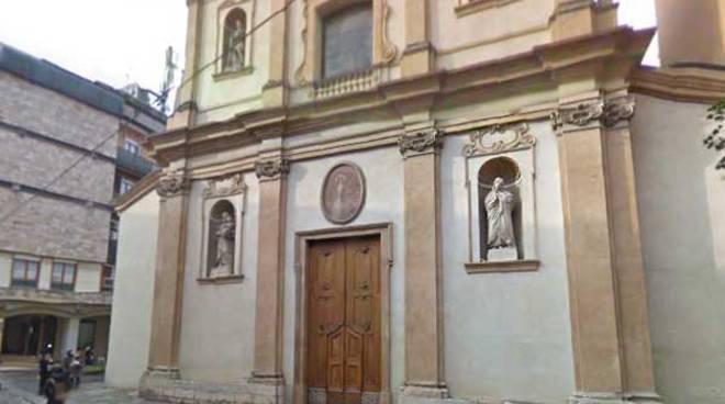 La chiesa di Santa Teresa a Piacenza
