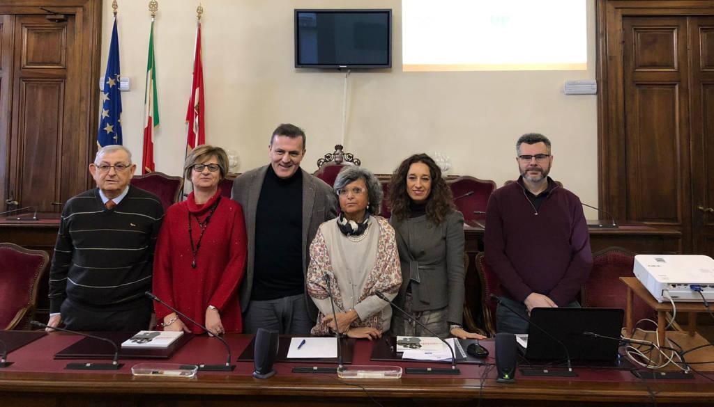La conferenza stampa di presentazione dei restauri