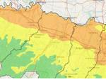 La mappa della qualità dell'aria