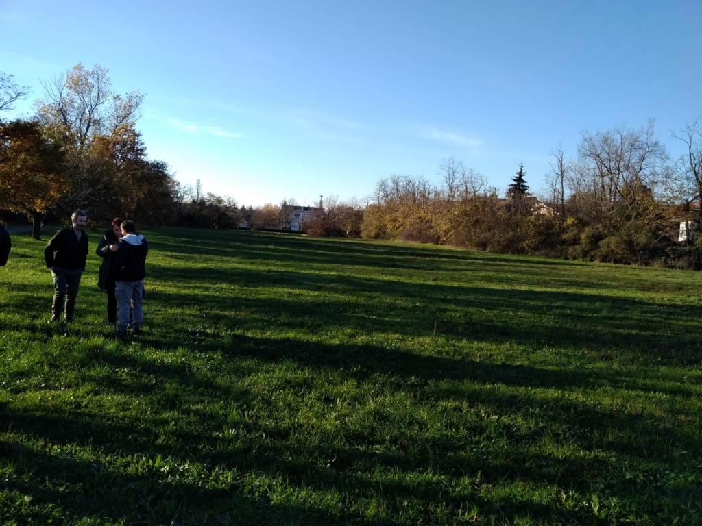 La Redazione del Civico 11 al Parco della Galleana