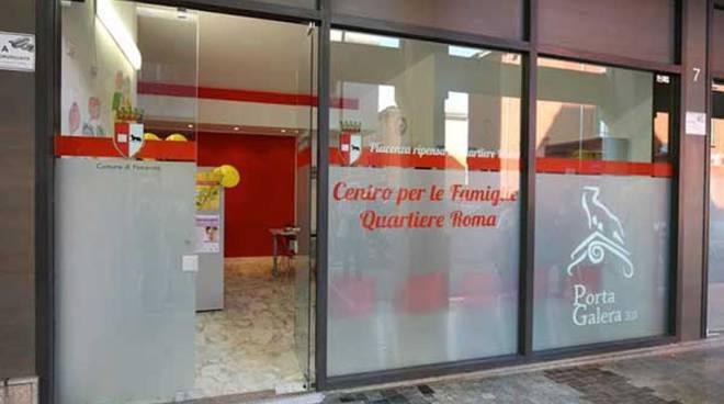 La sede del centro per la Famiglie di Piacenza