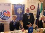 La visita del governatore distrettuale al Rotary Club Cortemaggiore Pallavicino