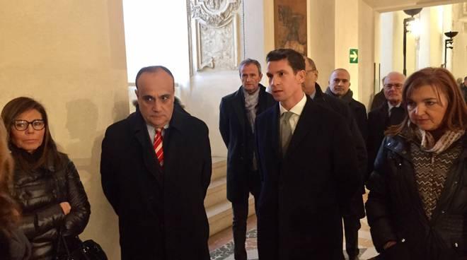 La visita del Ministro Bonisoli a Piacenza