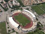 Lo stadio Garilli