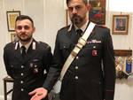 Lo stupefacente recuperato dai carabinieri