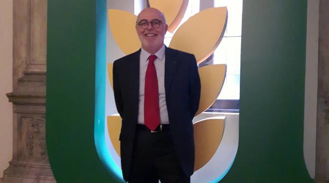 Marco Casagrande, direttore di Confagricoltura