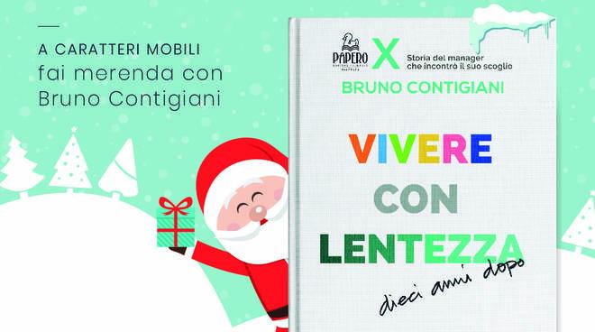 Natalenti: fai merenda con Bruno Contigiani e scopri come sopravvivere al Natale