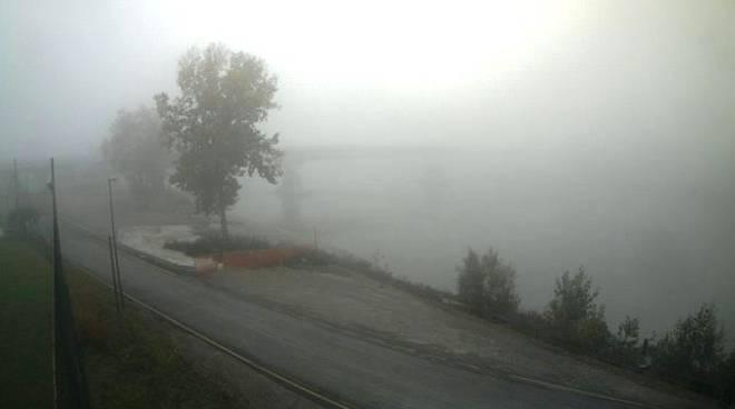 Nebbia a Piacenza