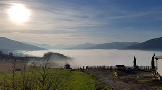 nebbia dal Denavolo