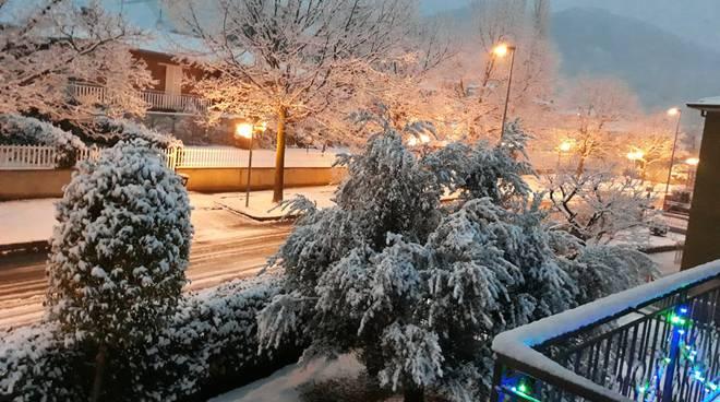neve a dicembre 2018