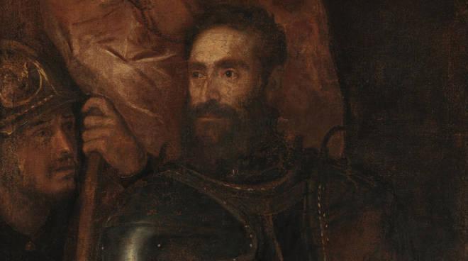 Pierluigi Farnese ritratto