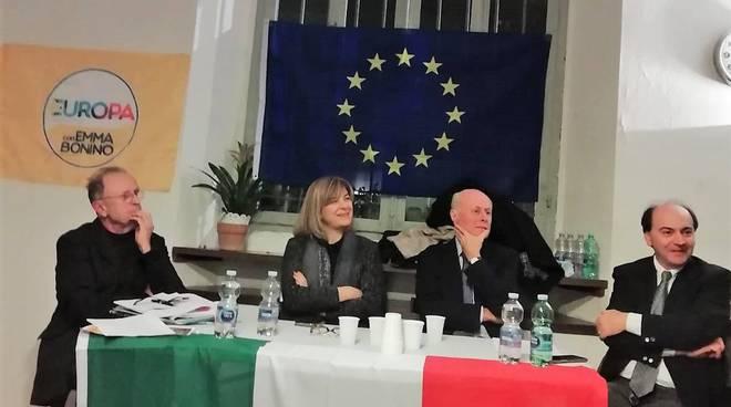più Europa con Tabacci