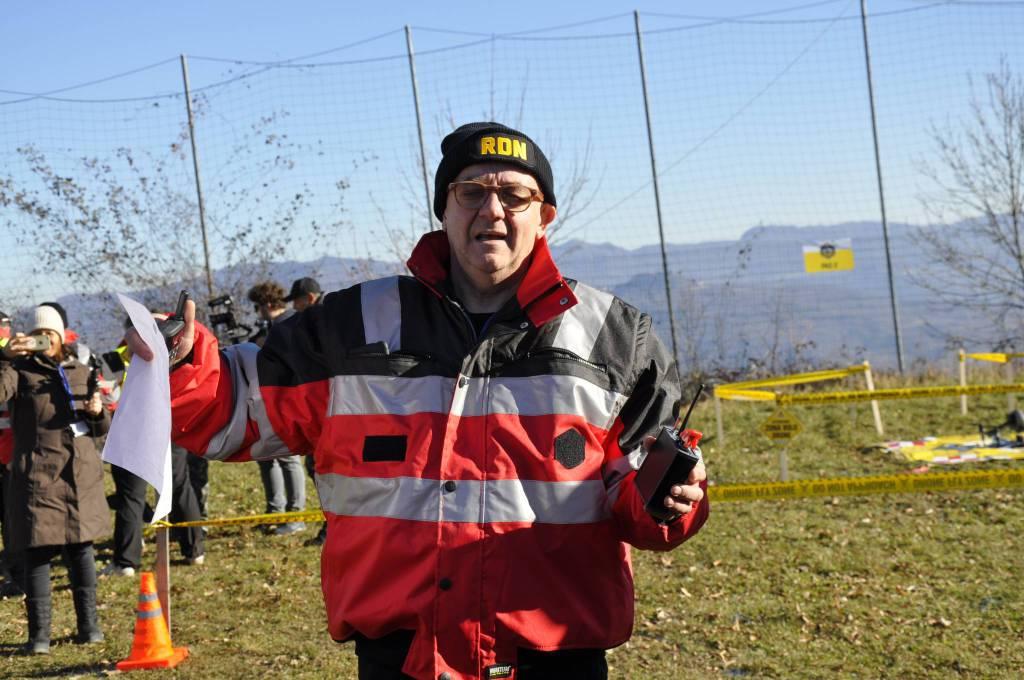 Rescue Drone Network, a Farini il primo campo di addestramento