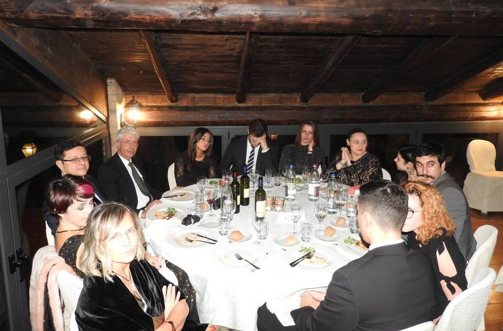Rotary Valrdarda - Cena degli auguri