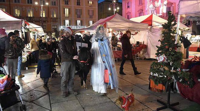 Santa Lucia in piazza Cavalli