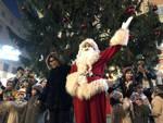 Si accende il Natale in centro a Piacenza