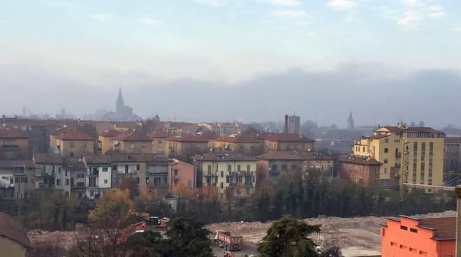 smog a Piacenza