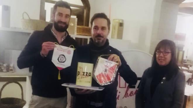 Una pizza di bontà - Rotary Fiorenzuola
