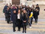visita alla Camera dei Deputati Calza De MIcheli
