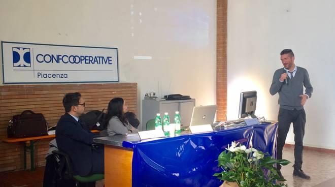 70 anni di Confcooperative a Piacenza