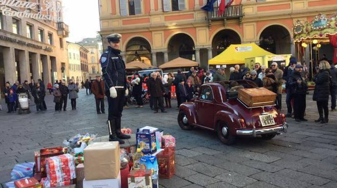 Befana del Vigile a Piacenza