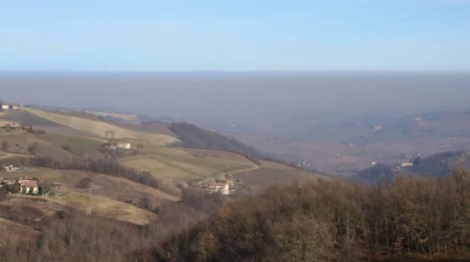 cappa di smog da Groppo Arcelli