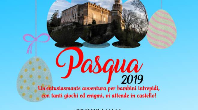 """Pasqua al Castello di Rivalta \""""L\'uovo d\'oro\"""""""
