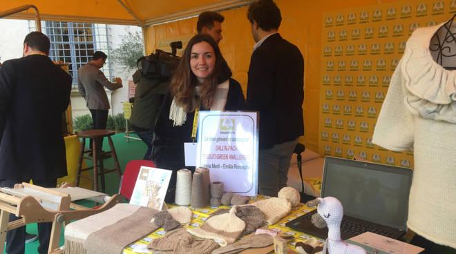 Gloria Merli a Roma