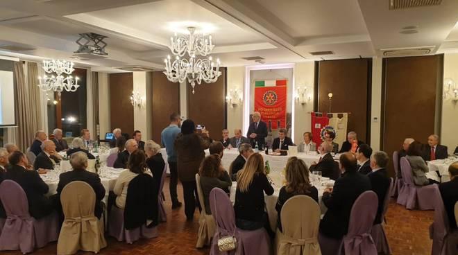 Incontro Rotary Sforza Fogliani