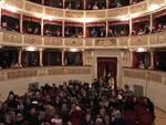 Joe Bastianich al teatro Verdi di Fiorenzuola