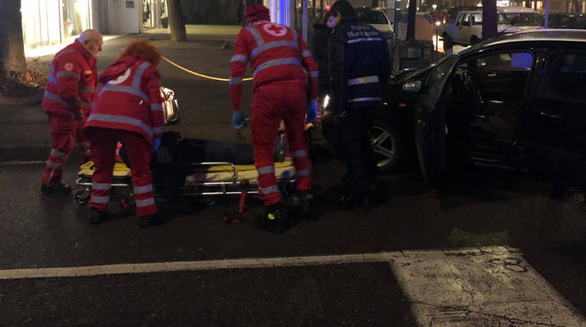 L'incidente in via Cella