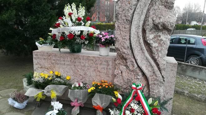La commemorazione del Pendolino