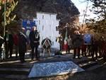 La commemorazione dell'eccidio di Rio Farnese