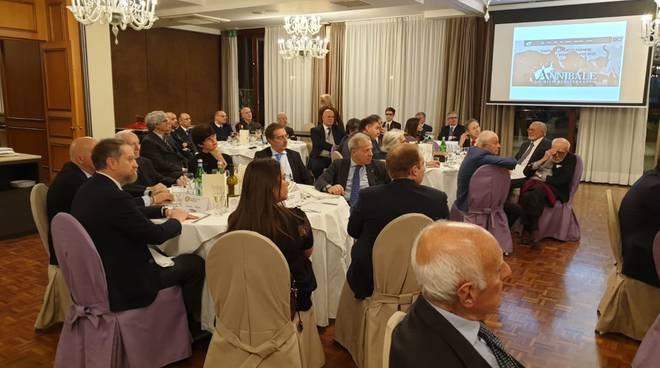 La mostra su Annibale presentata al Rotary club Piacenza