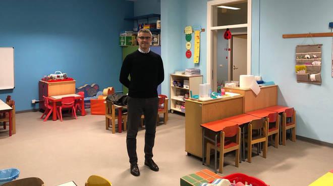 La nuova scuola d'infanzia a San Nicolò