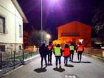 La passeggiata per la sicurezza a Caorso
