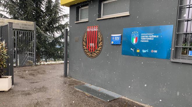 La sede del Pro Piacenza