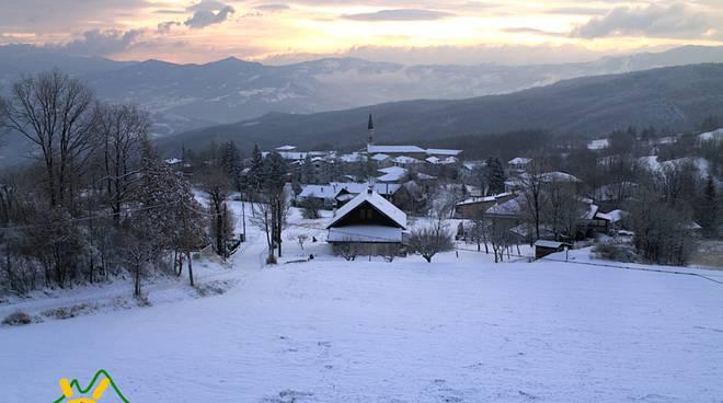 Mareto sotto la neve 2019