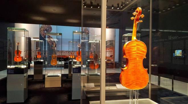 Museo del violino di Cremona (Foto Facebook)