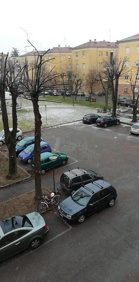 neve a piacenza