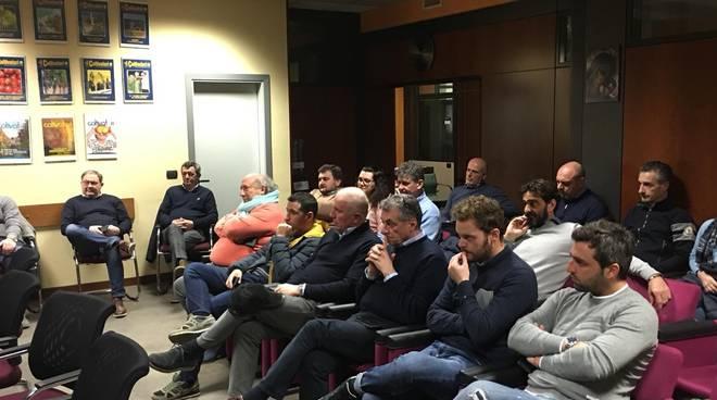 riunione Coldiretti pomodoro