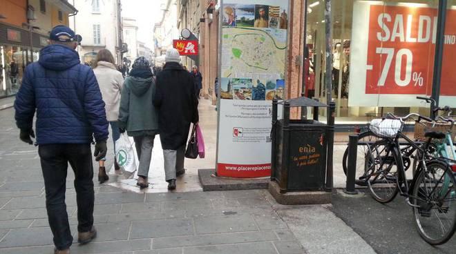 saldi a Piacenza